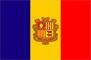 Principado de Andorra Indice Indice andorra flag