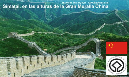 Simatai, en las alturas de la Gran Muralla China - gran muralla china simatai - Simatai, en las alturas de la Gran Muralla China