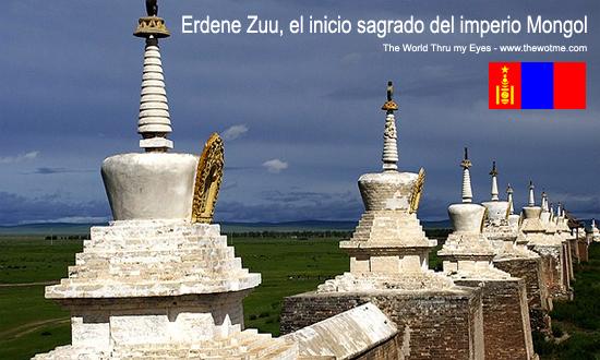 Erdene Zuu, el inicio sagrado del imperio Mongol - erdene zuu mongolia - Erdene Zuu, el inicio sagrado del imperio Mongol