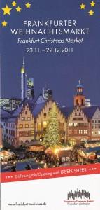Folleto turístico del Frankfurten Weihnachtsmarkt Frankfurter Weihnachtsmarkt, el mercado de Navidad más grande de Alemania - borraborra 2 143x300 - Frankfurter Weihnachtsmarkt, el mercado de Navidad más grande de Alemania
