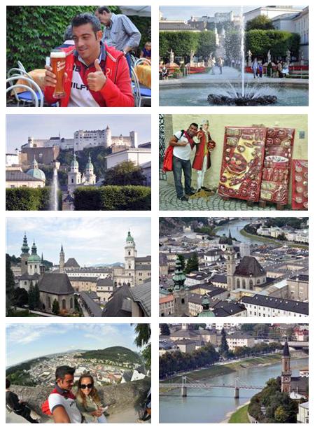 Alpes Austríacos, Salzburgo memoria de viajes 2011 - Austria 2011 - Memoria de Viajes 2011