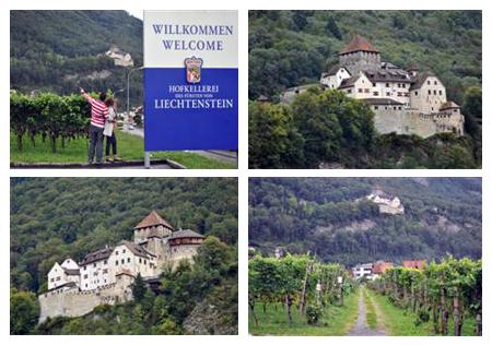 Liechtenstein, Vaduz, Alpes memoria de viajes 2011 - Liechtenstein 2011 - Memoria de Viajes 2011