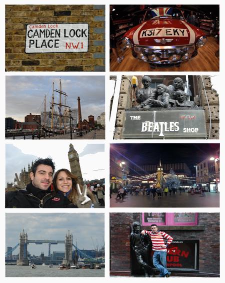 Londres, Milton Keynes, Birmingan, Manchester, Liverpool, Leicester, Leeds, York memoria de viajes 2011 - uk 2011 - Memoria de Viajes 2011