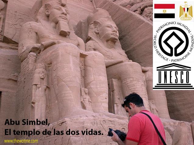 Abu Simbel, el templo de las dos vidas - abu simbel - Abu Simbel, el templo de las dos vidas