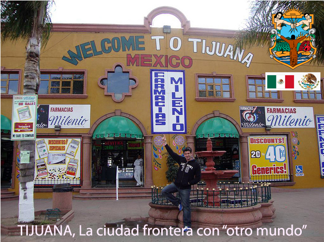"Tijuana, La ciudad frontera con ""otro mundo"" - tijuana mexico - Tijuana, La ciudad frontera con ""otro mundo"""