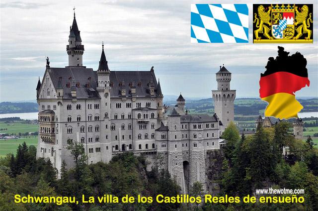 Schwangau, La villa de los Castillos Reales de ensueño - schwangau neuschwanstein - Schwangau, La villa de los Castillos Reales de ensueño
