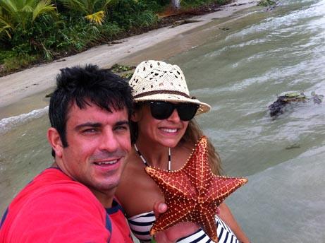¡ No más de cinco segundos ! es lo que pueden estar las estrellas fuera del agua o las estarás matando bocas del toro - copia IMG 4639 - Bocas del Toro, escondido destino vírgen en Panamá