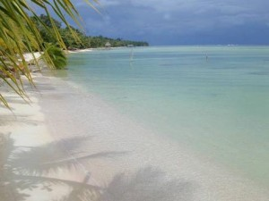 Paradisíaca Playa Bluff en Isla Colón bocas del toro - playa bluff 300x225 - Bocas del Toro, escondido destino vírgen en Panamá