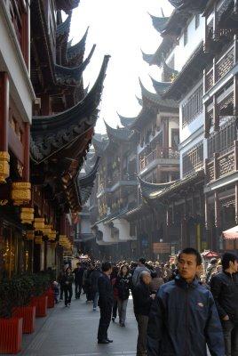 Callejuelas de la ciudad antigua shanghai, un paseo por la ciudad antigua - Shanghai03 - Shanghai, Un paseo por la Ciudad antigua