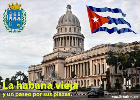 la habana vieja y un paseo por sus plazas - la habana vieja - La Habana vieja y un paseo por sus plazas