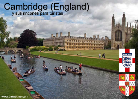 cambridge - cambridge england - Cambridge (England) y sus rincones para turistas