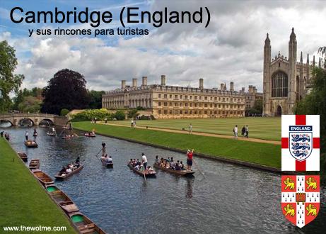 cambridge - cambridge england - Cambridge (England) y sus rincones para turistas