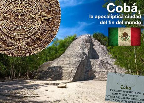 cobá, la apocalíptica ciudad del fin del mundo - coba yucatan - Cobá, la apocalíptica ciudad del fin del mundo