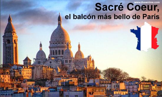 Sacré Coeur, el balcón más bello de París - sacre coeur paris - Sacré Coeur, el balcón más bello de París
