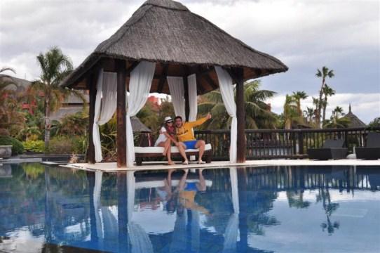 El tener una cama privada, en un espacio privado junto a una piscina cuyo borde se funde con el mar mediterráneo es una auténtica pasada. asia gardens benidorm, #experiencia en el paraiso - DSC 0050 Large 1024x768 - Asia Gardens Benidorm, #experiencia en el paraiso