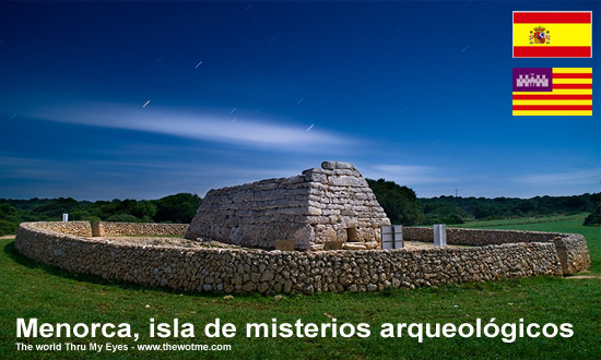 Menorca, isla de misterios arqueológicos - arqueologia menorca - Menorca, isla de misterios arqueológicos