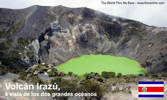 Volcán Irazú, a vista de los dos grandes océanos - volcan irazu - Volcán Irazú, a vista de los dos grandes océanos