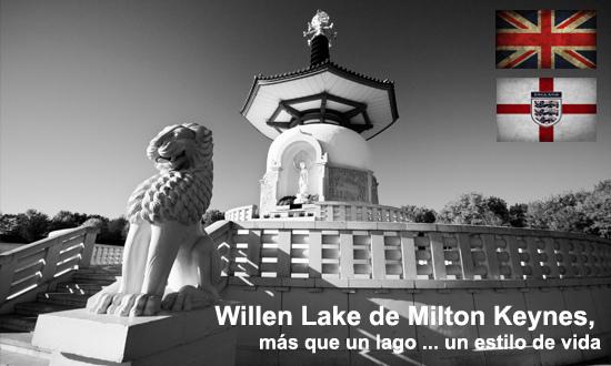 Willen Lake de Milton Keynes, más que un lago ... un estilo de vida - milton keynes - Willen Lake de Milton Keynes, más que un lago … un estilo de vida