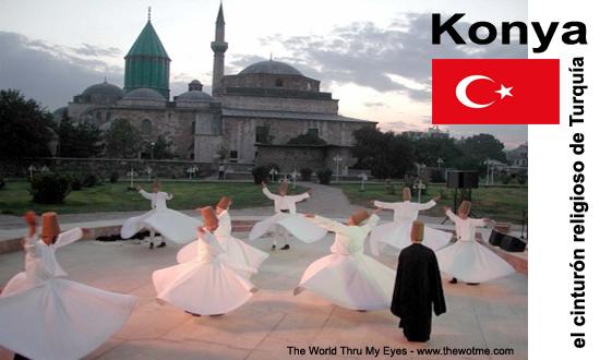 Konya, el cinturón religioso de Turquía - konya turquia - Konya, el cinturón religioso de Turquía