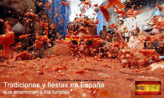 Tradiciones y fiestas en España que enamoran a los turistas - tradiciones espana - Tradiciones y fiestas en España que enamoran a los turistas