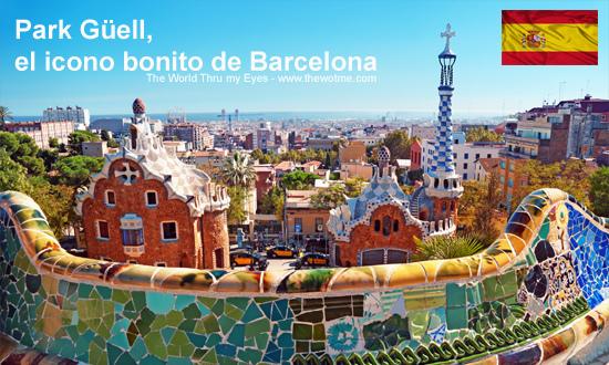 Park Güell, el icono bonito de Barcelona - parque guell - Park Güell, el icono bonito de Barcelona