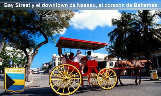 Bay Street Bahamas Bay Street y el downtown de Nassau, el corazón de Bahamas - bay street - Bay Street y el downtown de Nassau, el corazón de Bahamas