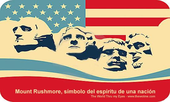 mount rushmore Mount Rushmore, símbolo del espíritu de una nación - rushmore - Mount Rushmore, símbolo del espíritu de una nación