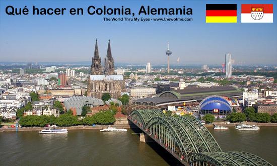 Colonia Alemania qué hacer en colonia - colonia - Qué hacer en Colonia, Alemania