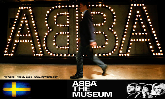 ABBA The Museum - La leyenda continúa en Estocolmo thewotme@TV - vasa1 - thewotme@TV
