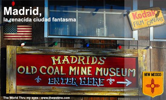 Madrid, New Mexico: Visita a una de las más famosas ciudades fantasma de Estados Unidos thewotme@TV - vasa4 - thewotme@TV