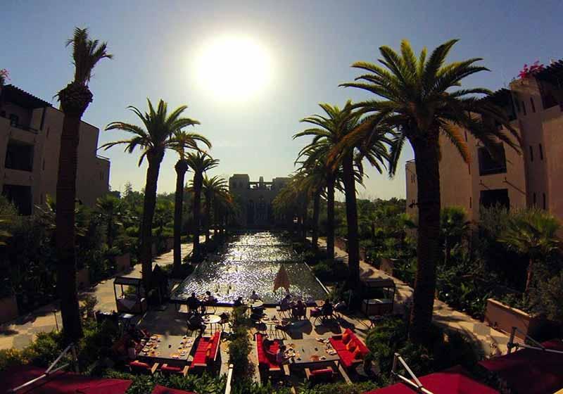 Four Seasons Marrakech Four Seasons Marrakech, oasis en la ciudad roja - fourseasons 800x560 - Four Seasons Marrakech, oasis en la ciudad roja
