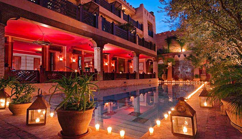 La Maison Arabe, experiencia mágica en Marrakech - La Maison Arabe - La Maison Arabe, experiencia mágica en Marrakech