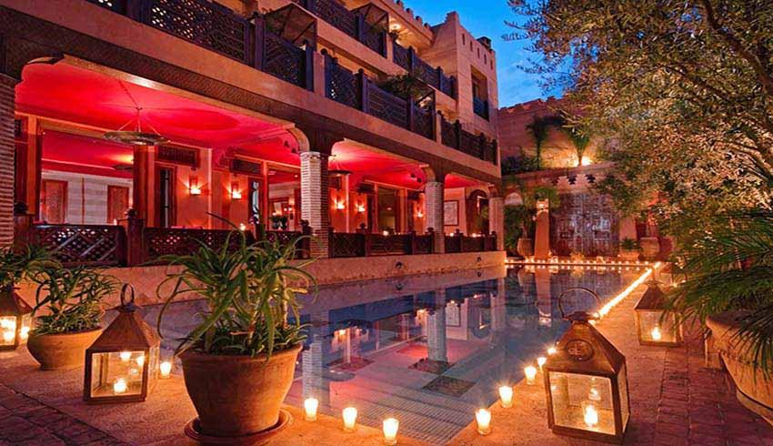La maison arabe experiencia m gica en marrakech - A la maison en arabe ...