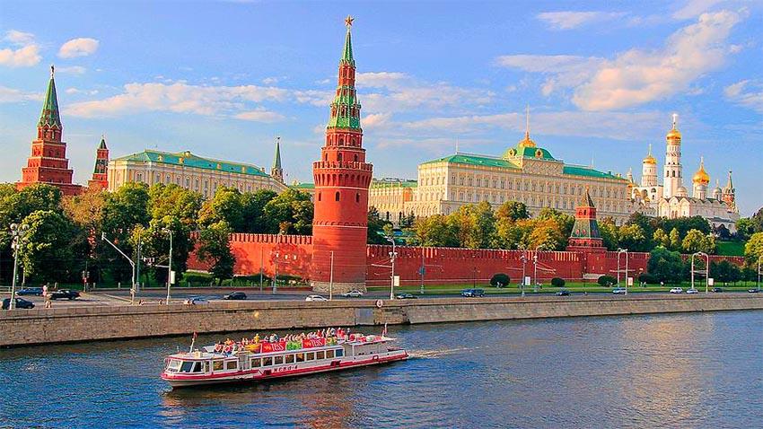qué ver en moscú - rio moscu - Qué ver en Moscú a través de su río