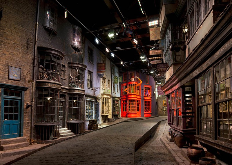 [object object] - harry potter londres 800x567 - Harry Potter Studios en Londres