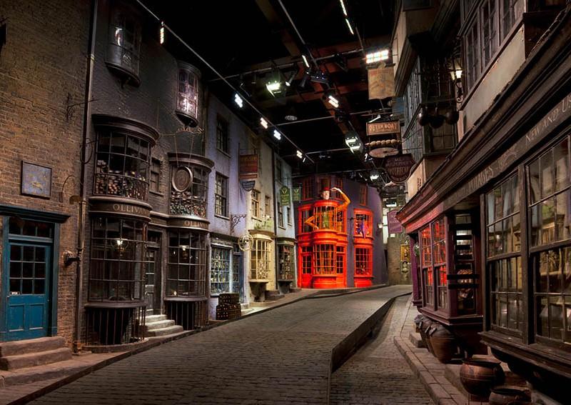 [object object] - harry potter londres 800x567 - Harry Potter Studios en Londres