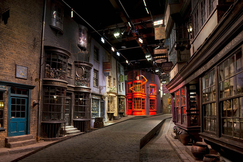 [object object] - harry potter londres - Harry Potter Studios en Londres