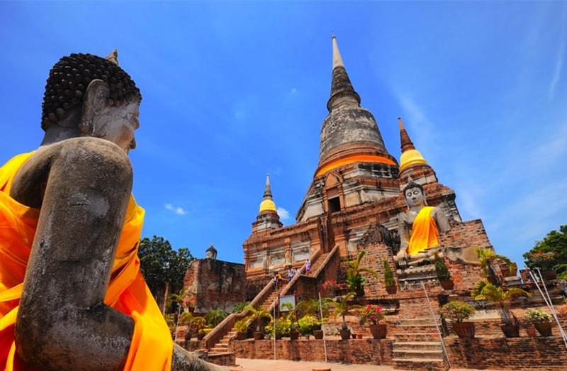 ayutthaya - ayutthaya 800x523 - Cómo ir a Ayutthaya desde Bangkok