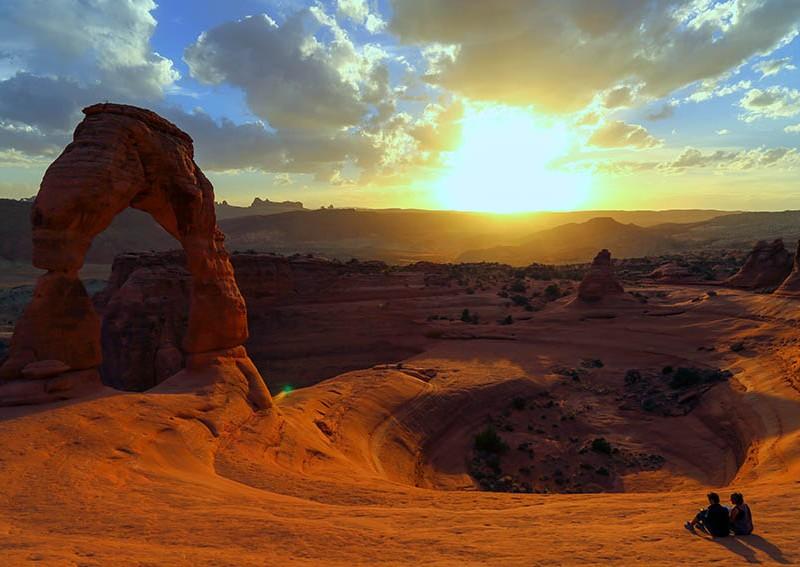 parque nacional arches en utah, wow ! - delicate arch utah 800x567 - Parque Nacional Arches en Utah, wow !