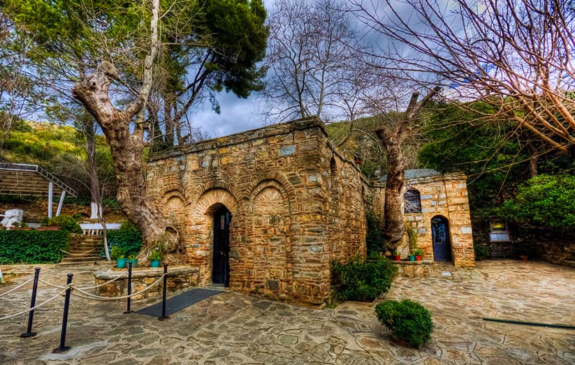 casa de la virgen maría en Éfeso, turquía - Sin t  tulo 10 - Casa de la Virgen María en Éfeso, Turquía