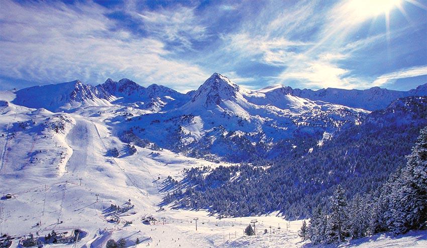 andorra en invierno - andorra en invierno winter - Andorra en Invierno