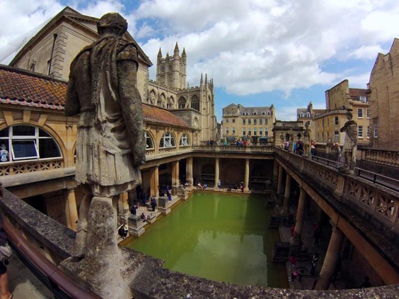 bath en un día - Bath en inglaterra 800x600 - Bath en un día, el SPA de Roma en Inglaterra