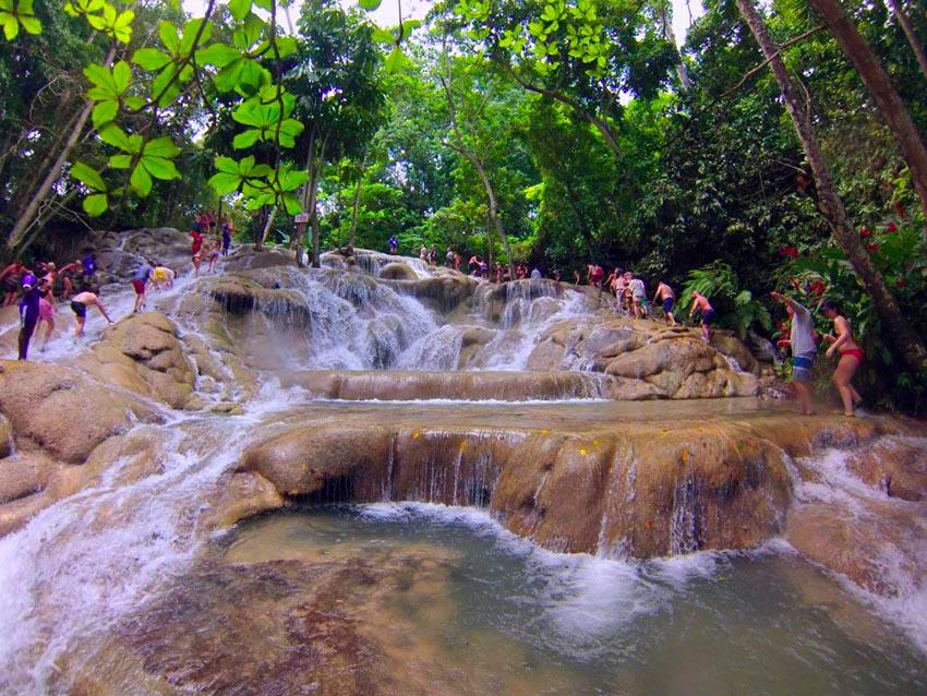 dunn's river falls - dunns river falls jamaica - Dunn's river falls de Jamaica