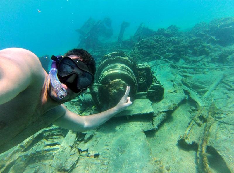 islas caimán - snorkel en las islas caiman 800x593 - Snorkel en las Islas Caimán