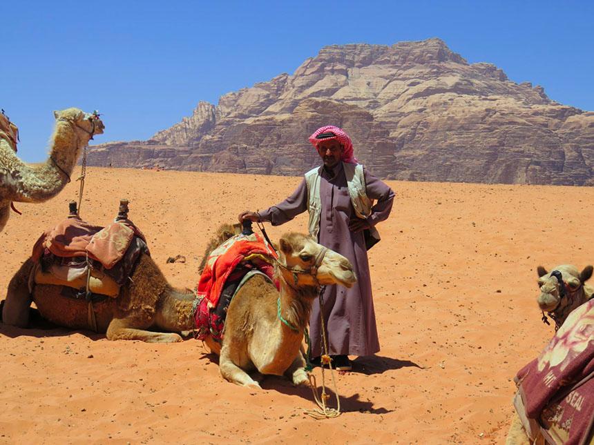 qué ver en wadi rum - desierto wadi rum jordania - Qué ver en Wadi Rum, Jordania