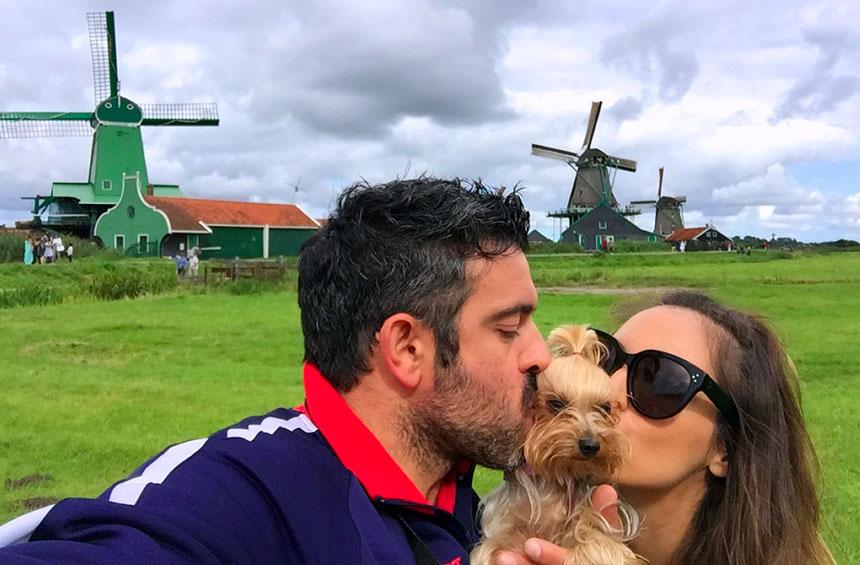 amsterdam con perro - portada amsterdam con perro - Visitar Amsterdam con perro