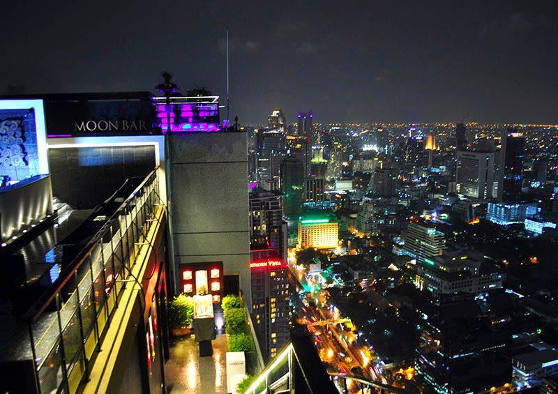 Vertigo & Moon Bar Bangkok, Tailandia / Thailand