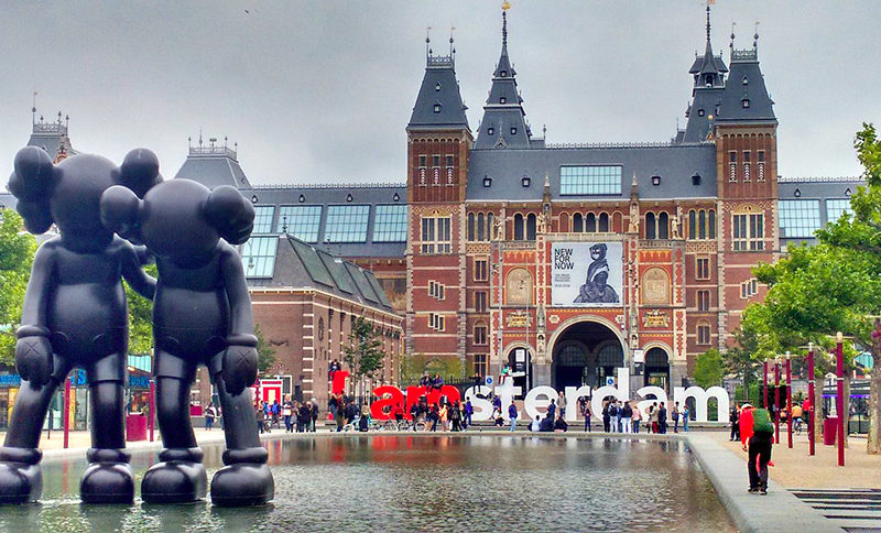 qué ver en amsterdam - amsterdam holanda 800x484 - Qué ver en Amsterdam