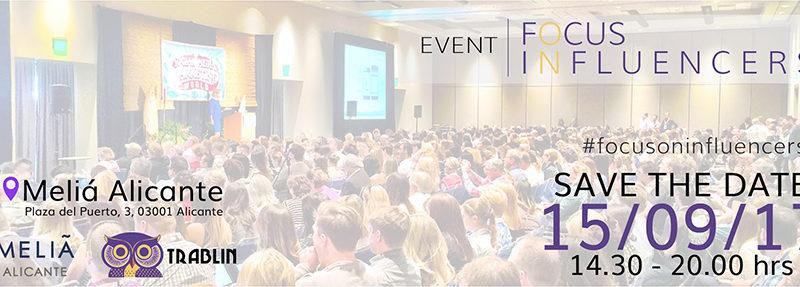 """evento travel blogger - evento focus on influencers 800x287 - Evento Travel Blogger: """"Focus on Influencers"""""""