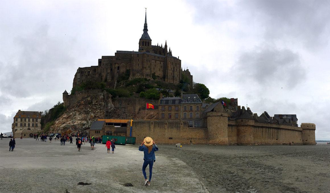 mont saint-michel - mont saint michel francia france monte san michel 1160x679 - Visitar el Mont Saint-Michel